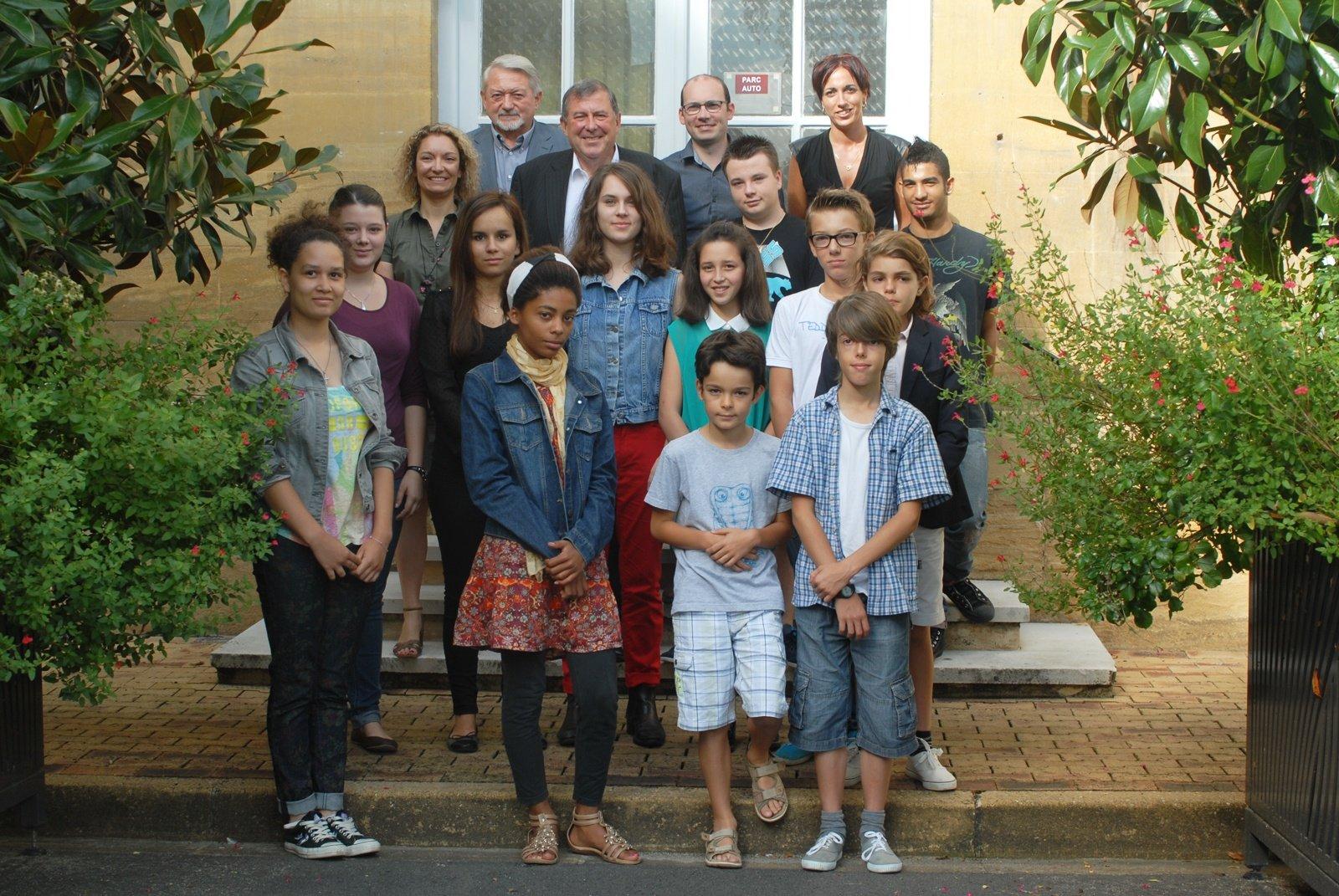 Conseil municipal de jeunes - Bergerac piscine municipale ...